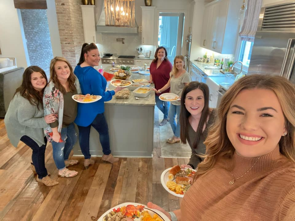 Thanksgiving Group 2